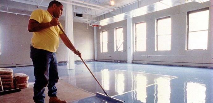 Prep For Epoxy Garage Floor : Preparing cement for epoxy coating hongewin tiles